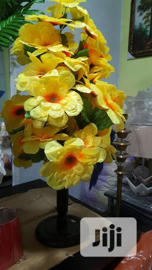Artificial Plant White And Yellow   Garden for sale in Lagos State, Surulere