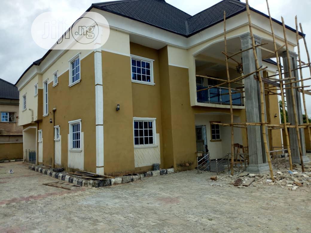 Standard 5 Bedroom Duplex For Sale