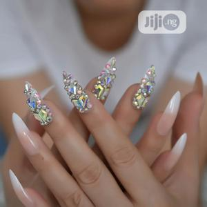 Presson/Stickon Nails   Makeup for sale in Lagos State, Ikeja