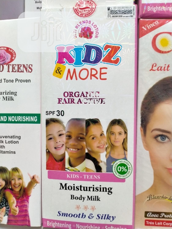 Kids & More Moisturizing Body Lotion ( S/Z)
