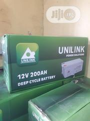 Solar Battery 200a Unilink | Solar Energy for sale in Lagos State, Ojo