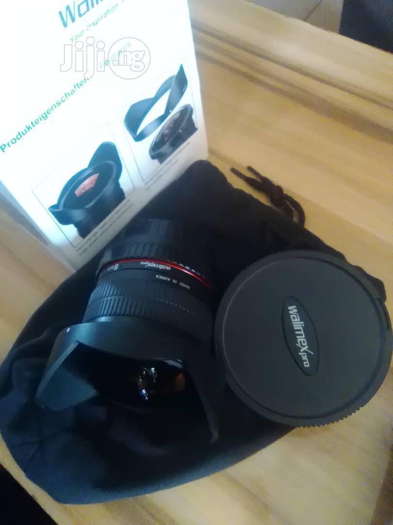 Rokino 8mm Fish Eye Lens