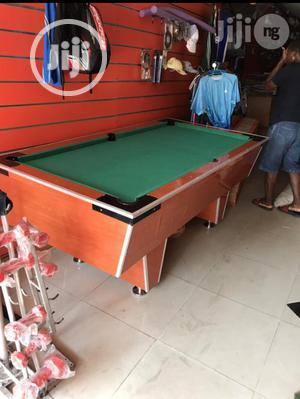 Brand New Localy Made 8ft Snooker Pool Table   Sports Equipment for sale in Abuja (FCT) State, Garki 1
