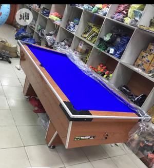 Original 8ft Local Snooker Pool Table   Sports Equipment for sale in Lagos State, Ikeja