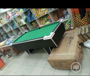 Brand New Local Snooker Pool Table   Sports Equipment for sale in Lagos State, Victoria Island
