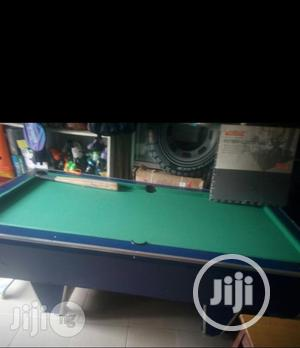 Localy Made Snooker Pool Table   Sports Equipment for sale in Abuja (FCT) State, Central Business Dis