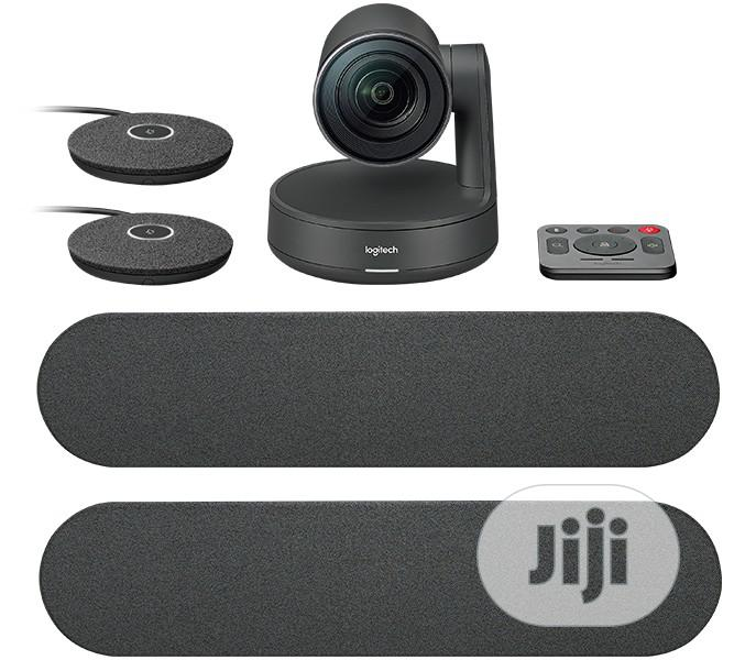 Logitech Rally Ultra-Hd Conferencecam With Automatic Camera