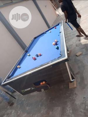 Locally Made Snooker With Accessories | Sports Equipment for sale in Lagos State, Ikeja