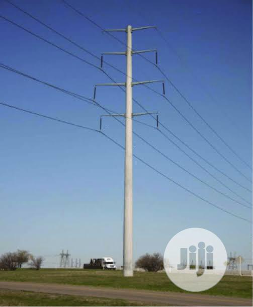 Concrete Poles | Building Materials for sale in Central Business Dis, Abuja (FCT) State, Nigeria