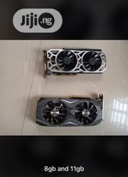GTX 1080ti 11GB Graphics Card With Installation Driver | Computer Hardware for sale in Lagos State, Ikeja