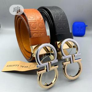 Ferragamo Leather Belt | Clothing Accessories for sale in Lagos State, Surulere