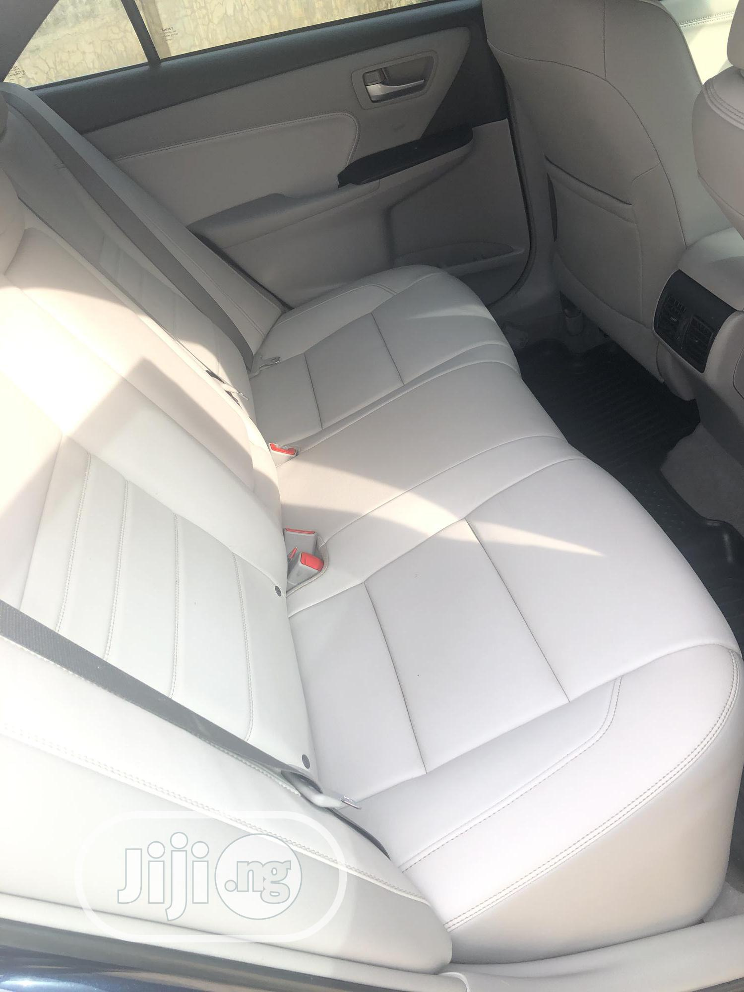 Toyota Camry 2016 Blue | Cars for sale in Kubwa, Abuja (FCT) State, Nigeria