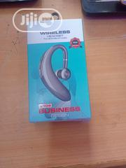 Single Original Bluetooth Earphone With Fm | Headphones for sale in Rivers State, Port-Harcourt