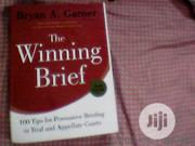 The Winning Brief For Lawyers And Law Students | Books & Games for sale in Rivers State, Port-Harcourt