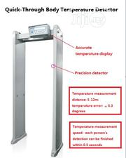 Walk-through Metal Detector With Body Temperature Sensor | Safety Equipment for sale in Lagos State, Lagos Island