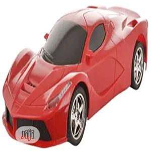Scale Remote Control Car With Steering Wheel Remote, Red | Toys for sale in Lagos State, Amuwo-Odofin