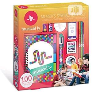 Musical.Ly Deluxe Muser's Stationery Set   Toys for sale in Lagos State, Amuwo-Odofin