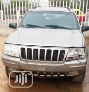 Jeep Grand Cherokee 2000 Limited Gold | Cars for sale in Lagos State, Ikeja