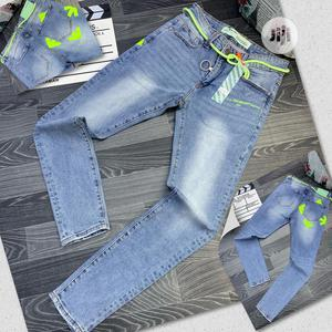 Exclusive Off White Jeans for Men Available   Clothing for sale in Lagos State, Surulere