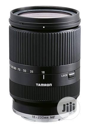 Tamron 18-200 Lens | Accessories & Supplies for Electronics for sale in Lagos State, Lagos Island (Eko)