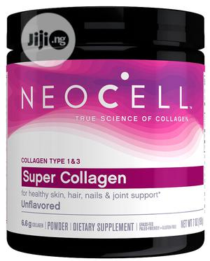 Neocell Super Collagen Powder Supplement 7oz   Vitamins & Supplements for sale in Lagos State, Ikeja