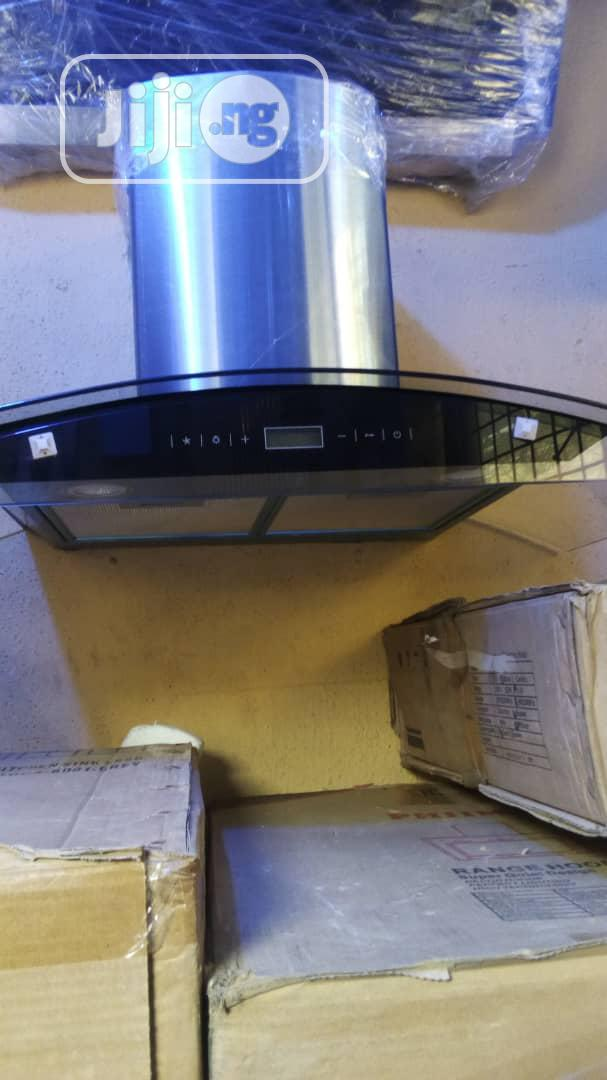 Extractor Hood for Kiltchen