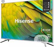 Original Hisense 75inches 4K UHD Smart ULED TV | TV & DVD Equipment for sale in Lagos State, Magodo