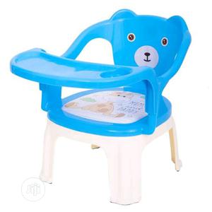 Happy Baby Baby Chair With Attached Table Top - Multicolour | Children's Furniture for sale in Lagos State, Amuwo-Odofin
