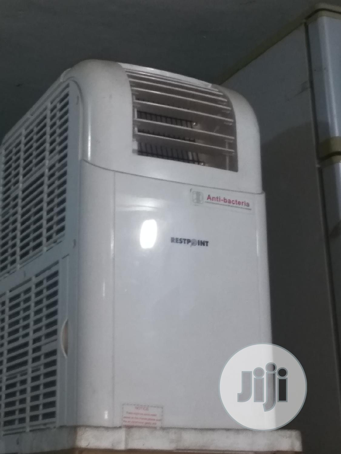 Restpoint 1hp Brand New Mobile Air-Conditioner With 2yrs Wrnty.