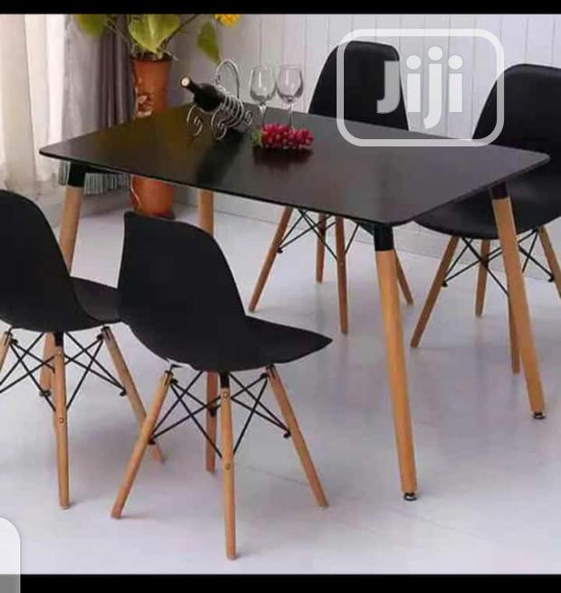 This Is Brand New Quality Four Seaters Dining Table It Is Very Strong