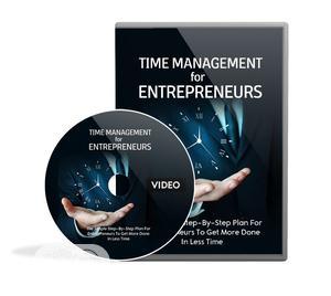Time Management For Entrepreneurs (Video) | CDs & DVDs for sale in Ogun State, Ado-Odo/Ota