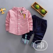 Boy Trousers and Shirt Complete Wears | Children's Clothing for sale in Lagos State, Lagos Island