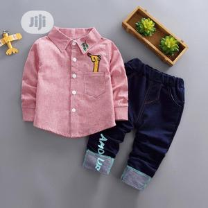 Boy Trousers and Shirt Complete Wears | Children's Clothing for sale in Lagos State, Lagos Island (Eko)