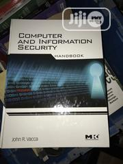Computer And Information Security | Books & Games for sale in Lagos State, Magodo