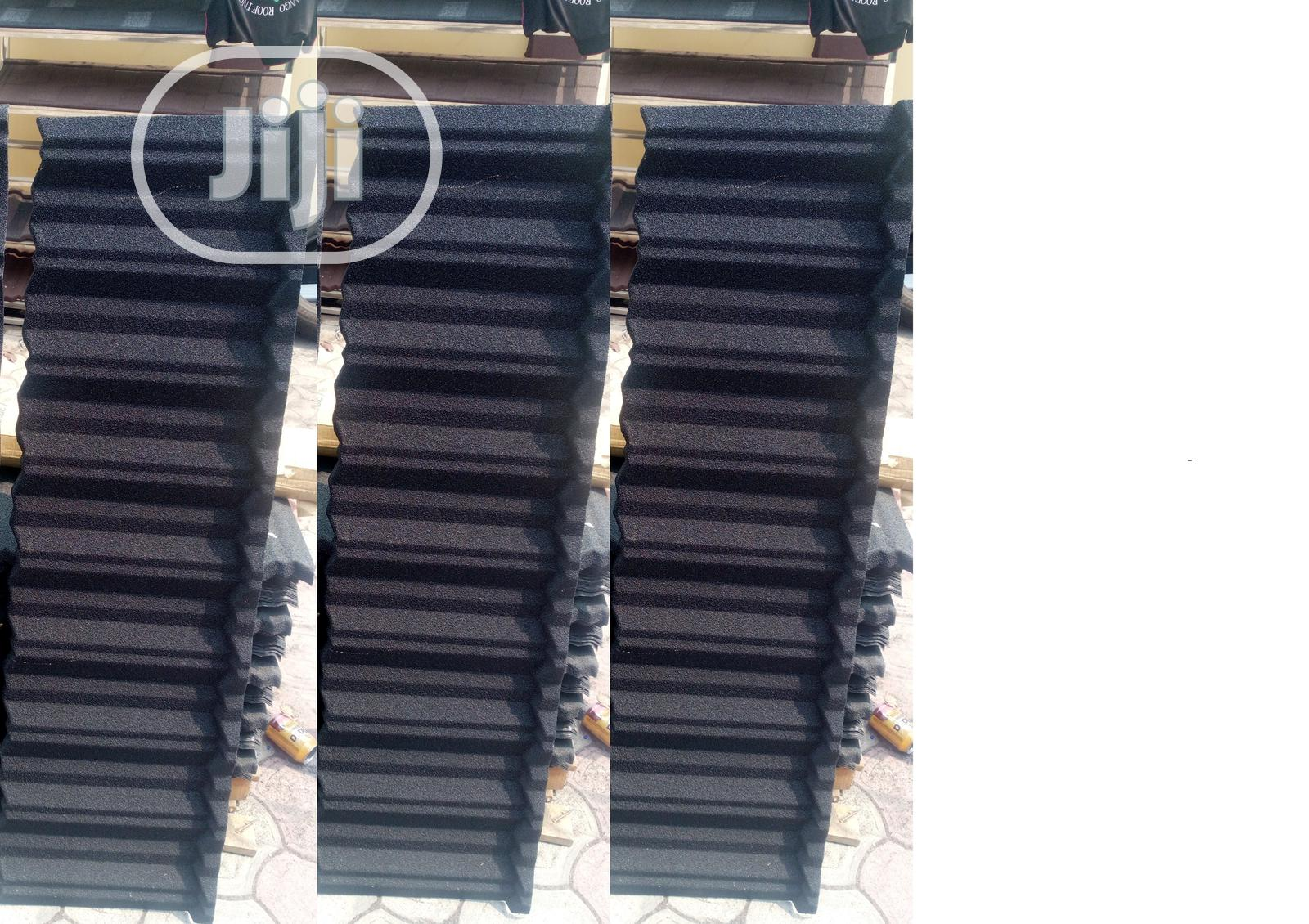 Mr Docherich Good and Solid Classic Stone Coated Roofing Sheet