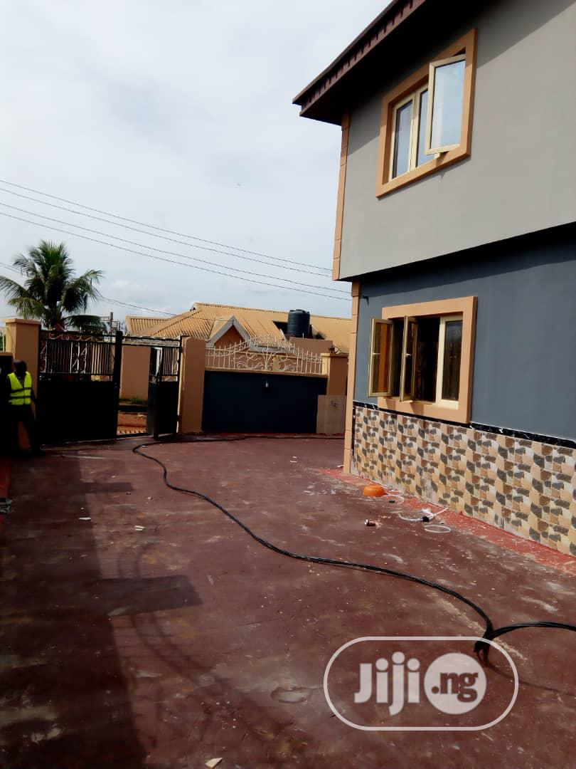 Lovely 3bed Room Flat At Ledway Estate Eruwen Ikorodu   Houses & Apartments For Rent for sale in Ikorodu, Lagos State, Nigeria