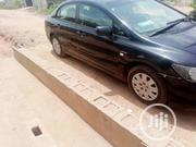 Honda Civic 2007 Black | Cars for sale in Lagos State, Alimosho