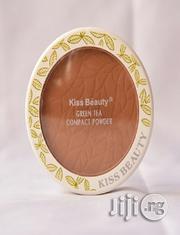 Kiss Beauty Green Tea Powder | Makeup for sale in Lagos State, Amuwo-Odofin