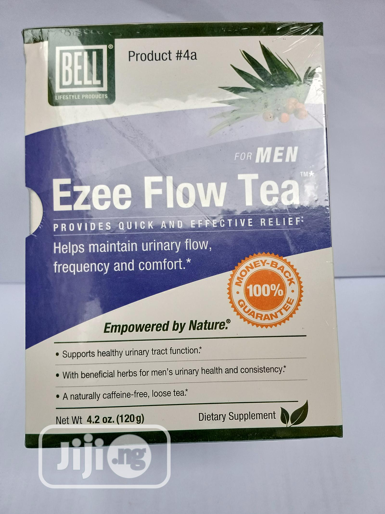 Treat Prostate Enlargement and Cancer With Bell Eazea Flow Tea