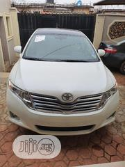Toyota Venza 2009 V6 White | Cars for sale in Lagos State, Alimosho