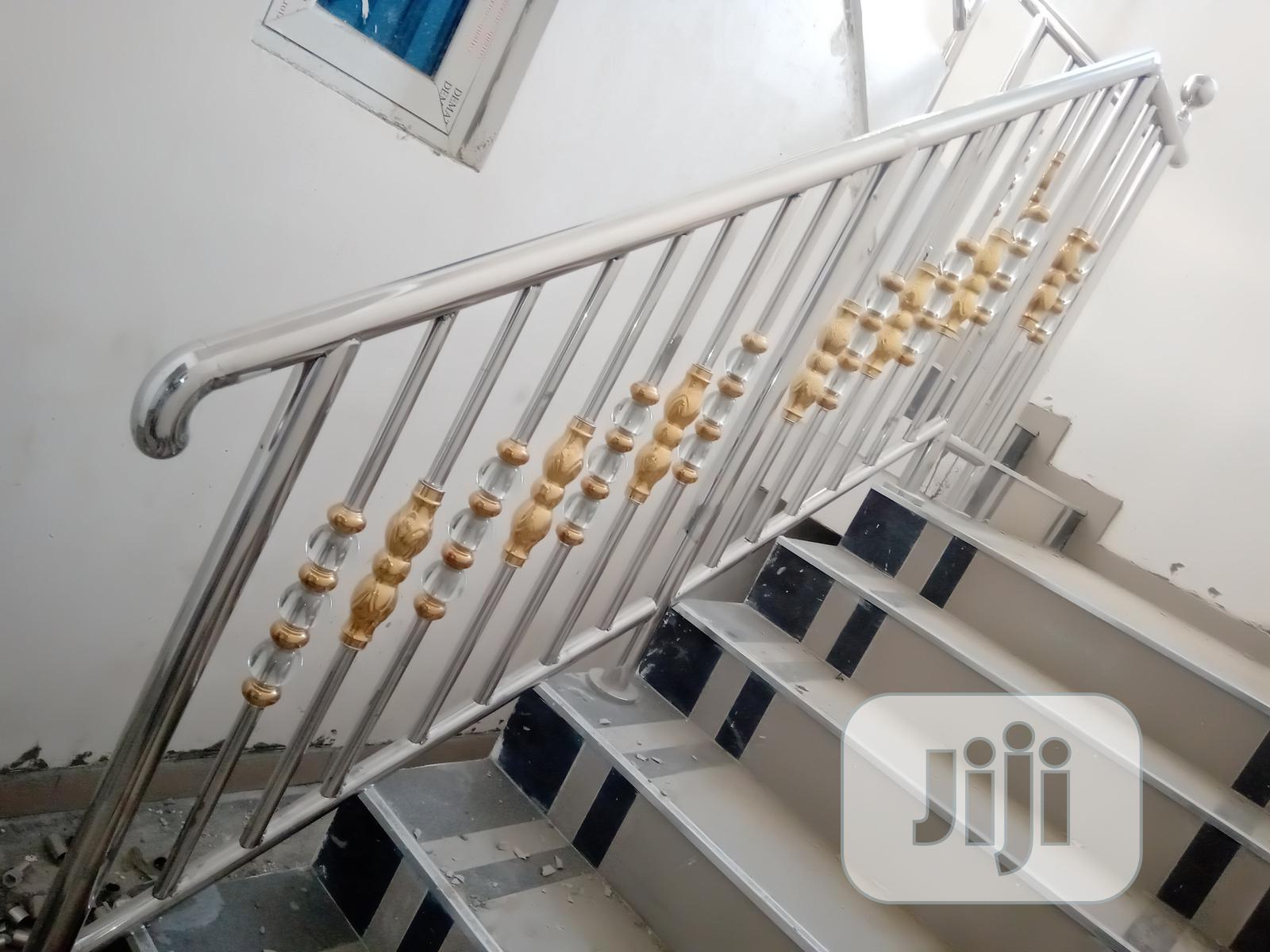 Stainless Steel Handrails   Building Materials for sale in Lagos Island (Eko), Lagos State, Nigeria