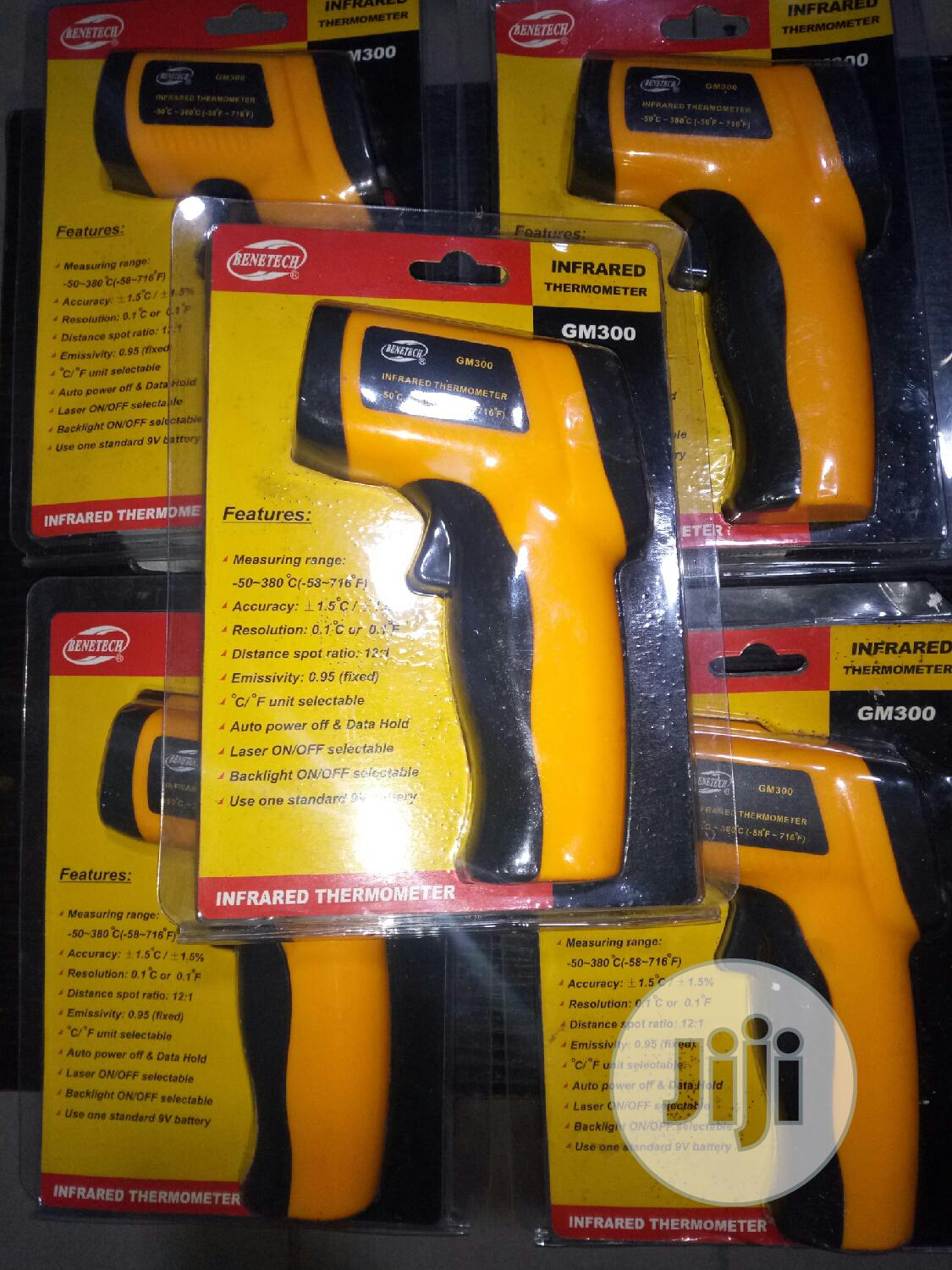 Infrared Thermometer | Medical Equipment for sale in Port-Harcourt, Rivers State, Nigeria