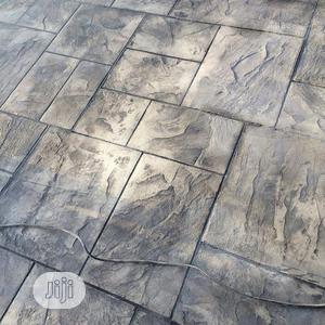 Faithful Stamped Concrete Floor   Building & Trades Services for sale in Lagos State, Ibeju