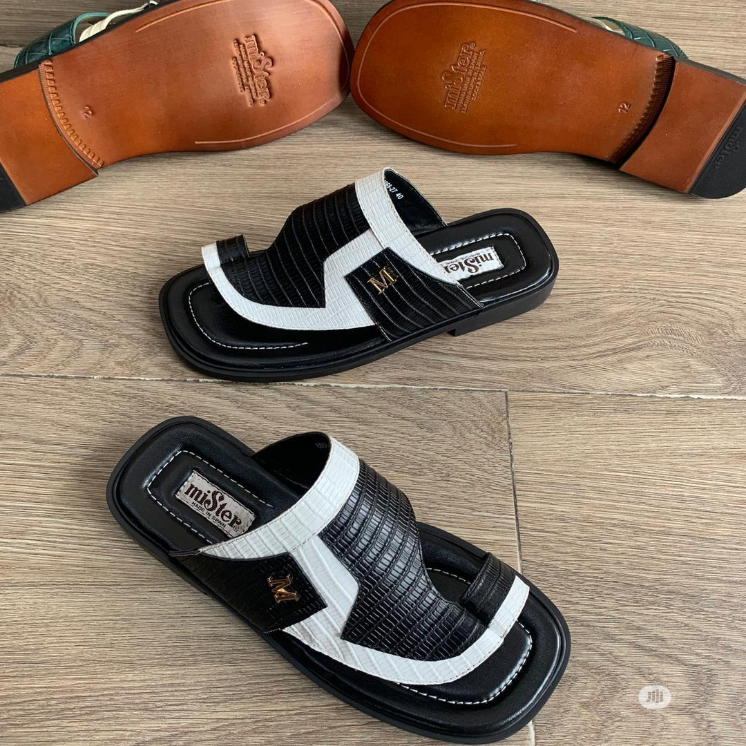 Original Copper Palm Slippers Available