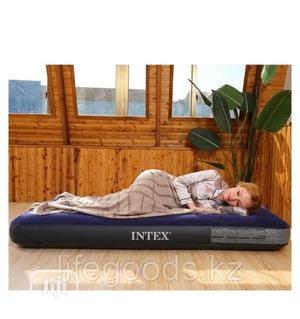 Intex Inflatable Dura-Beam Standard Classic Downy Air Bed | Furniture for sale in Abuja (FCT) State, Garki 2