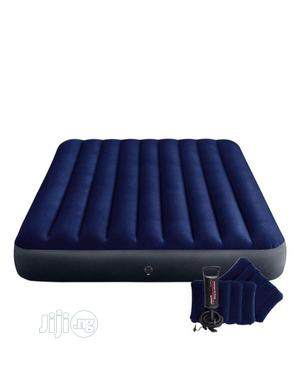 Intex Intex Airbed Twin Size Classic Downy Inflatable -2 Persons | Furniture for sale in Lagos State, Maryland