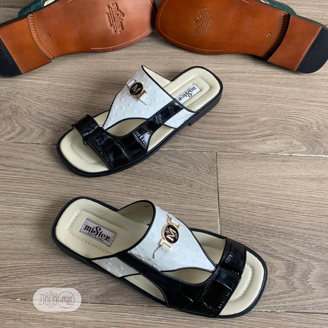 Original Copper Palm Slippers Available   Shoes for sale in Surulere, Lagos State, Nigeria