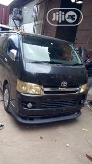 Toyota Portable Hiace Hummer Bus 2008 Blue | Buses & Microbuses for sale in Lagos State, Mushin
