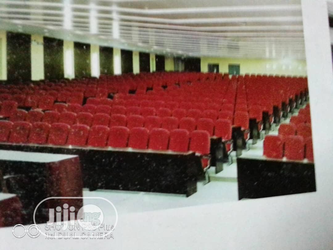 Quality Auditorium Set Of Chairs