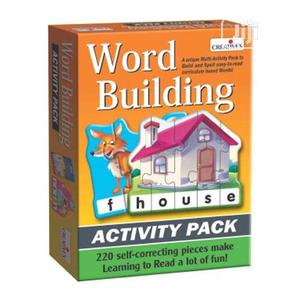 Word Building Fun Interactive Game   Toys for sale in Lagos State, Amuwo-Odofin